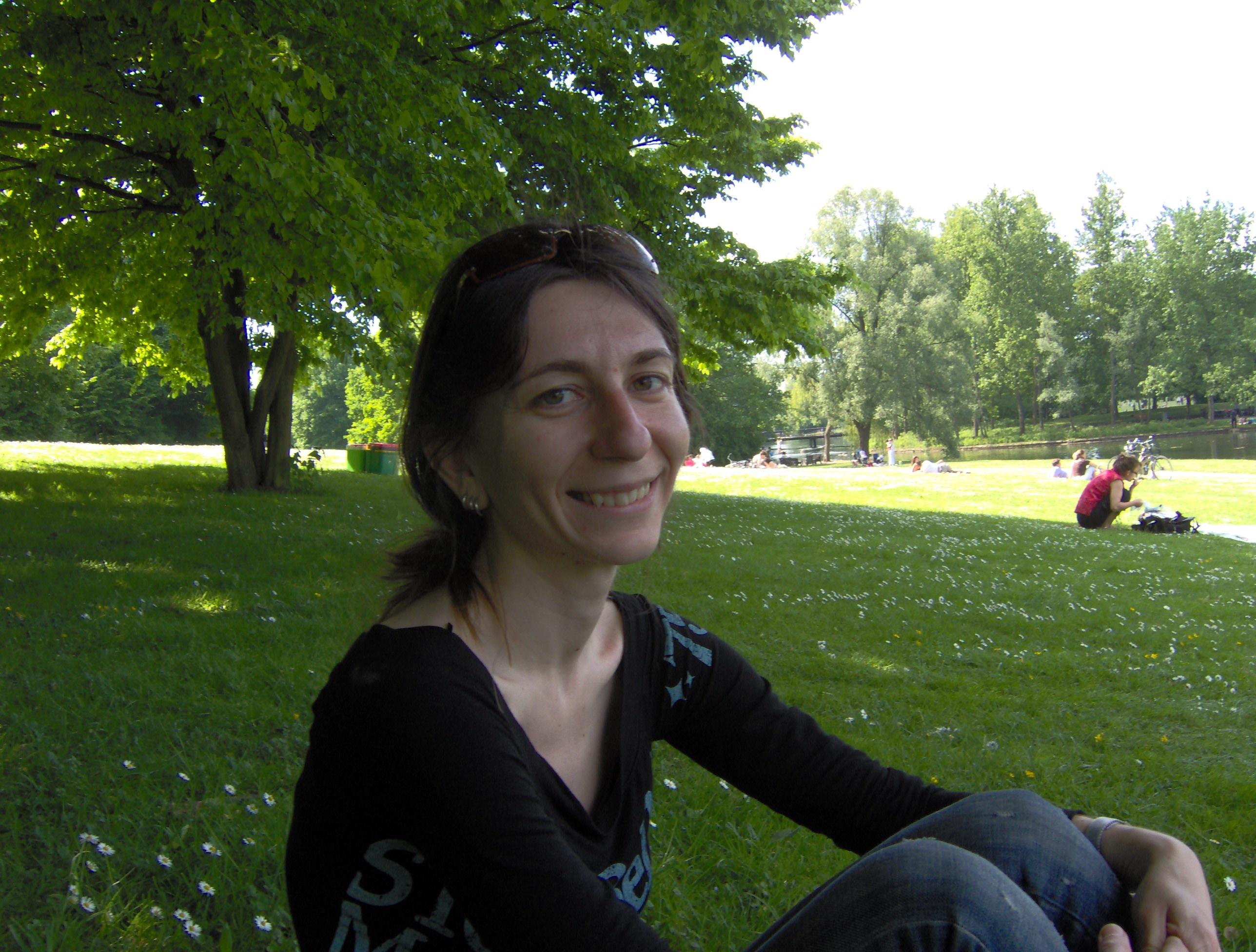Dr Katerina Psarikidou