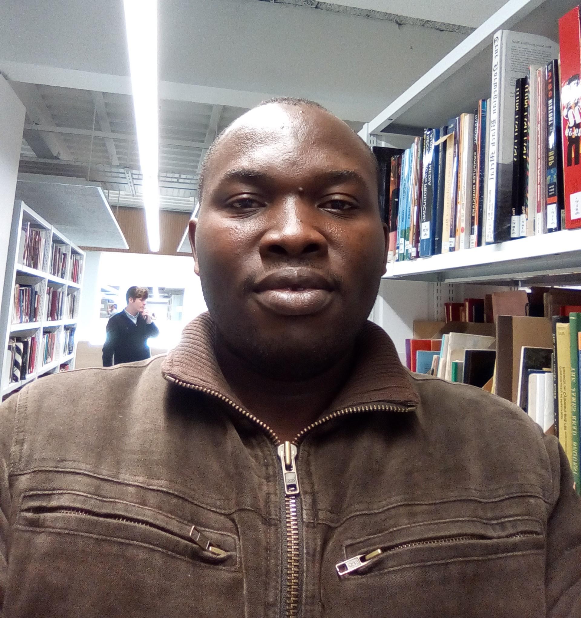 Kevin Amoke