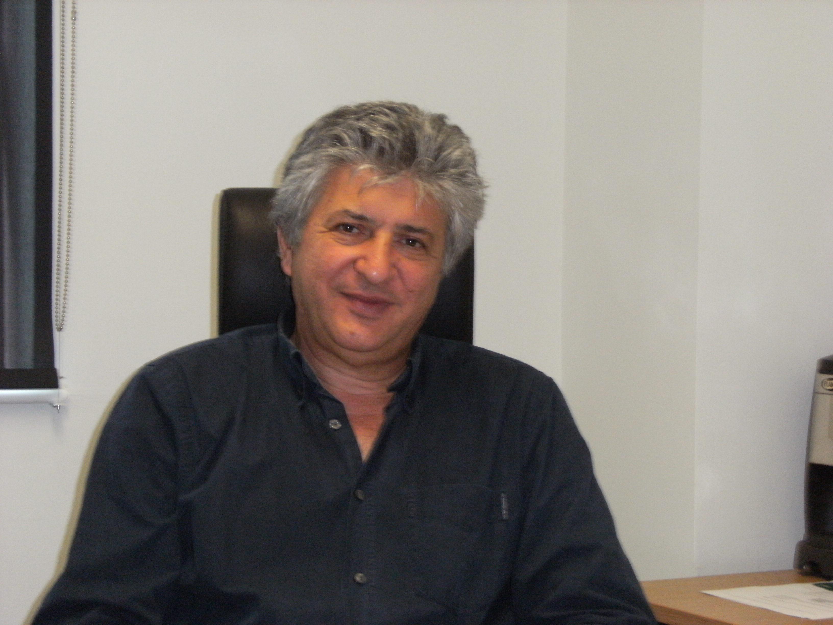 Professor Garik Markarian