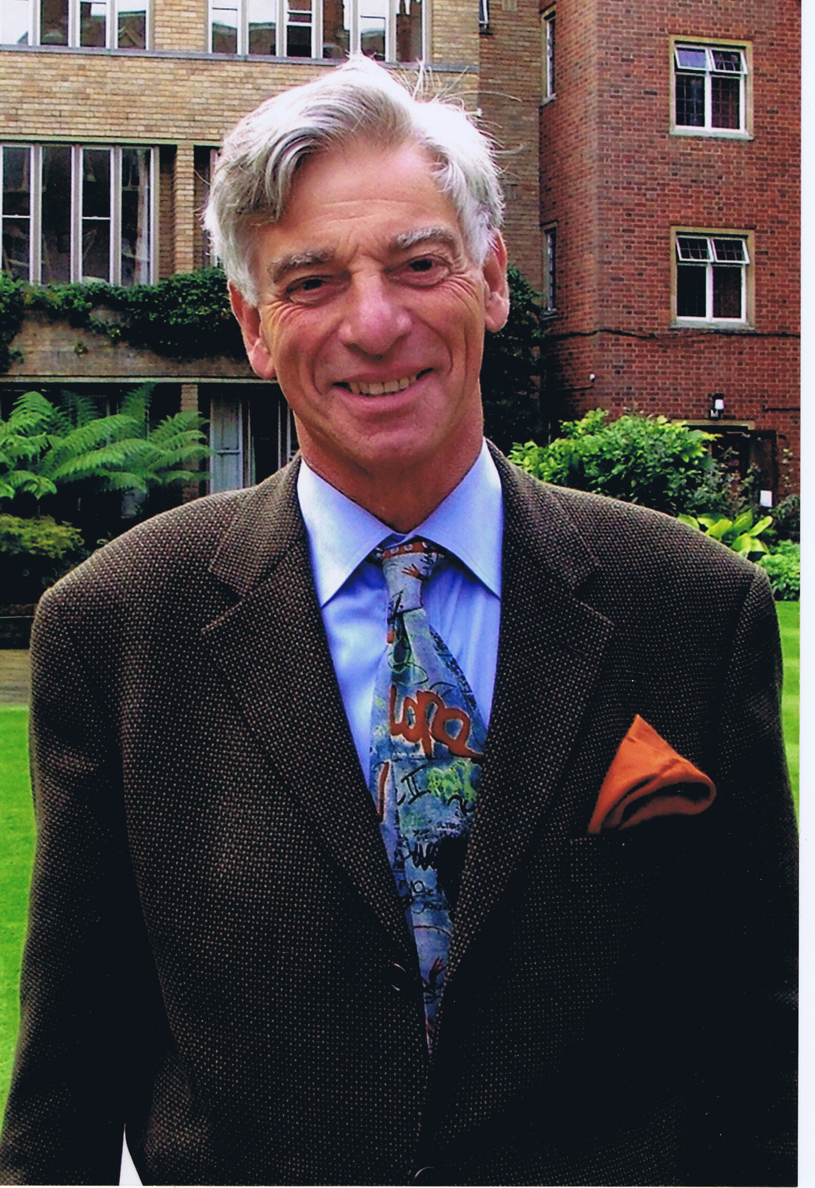 Professor David Ingram