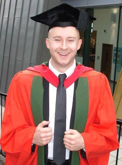 Dr Matthew Rowe