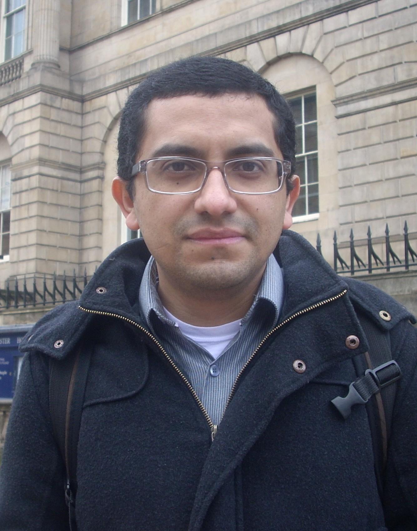 Oscar Javier Maldonado Castañeda