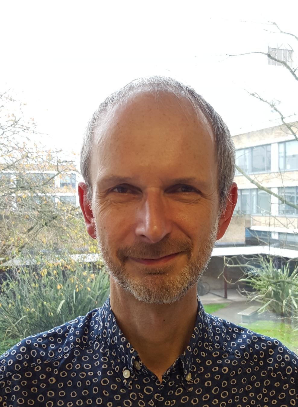 Dr Bronislaw Szerszynski