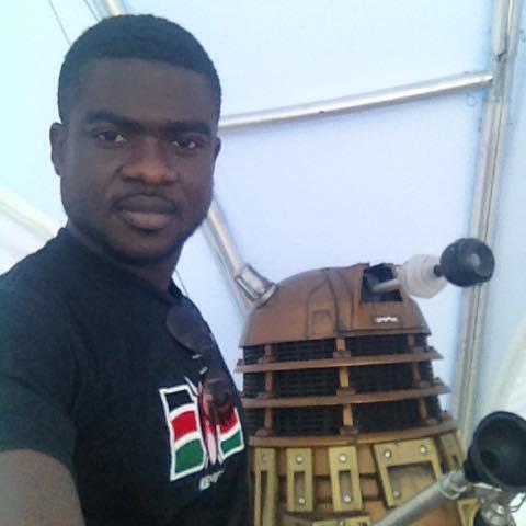 Frederick Otu-Larbi