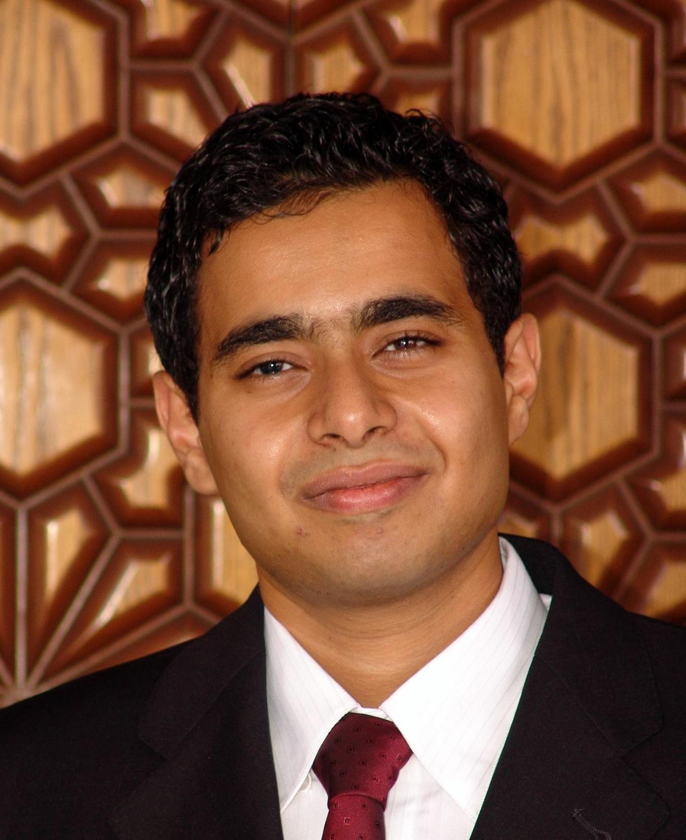 Dr Yehia Elkhatib
