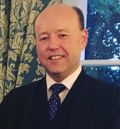 Gavin Hyman