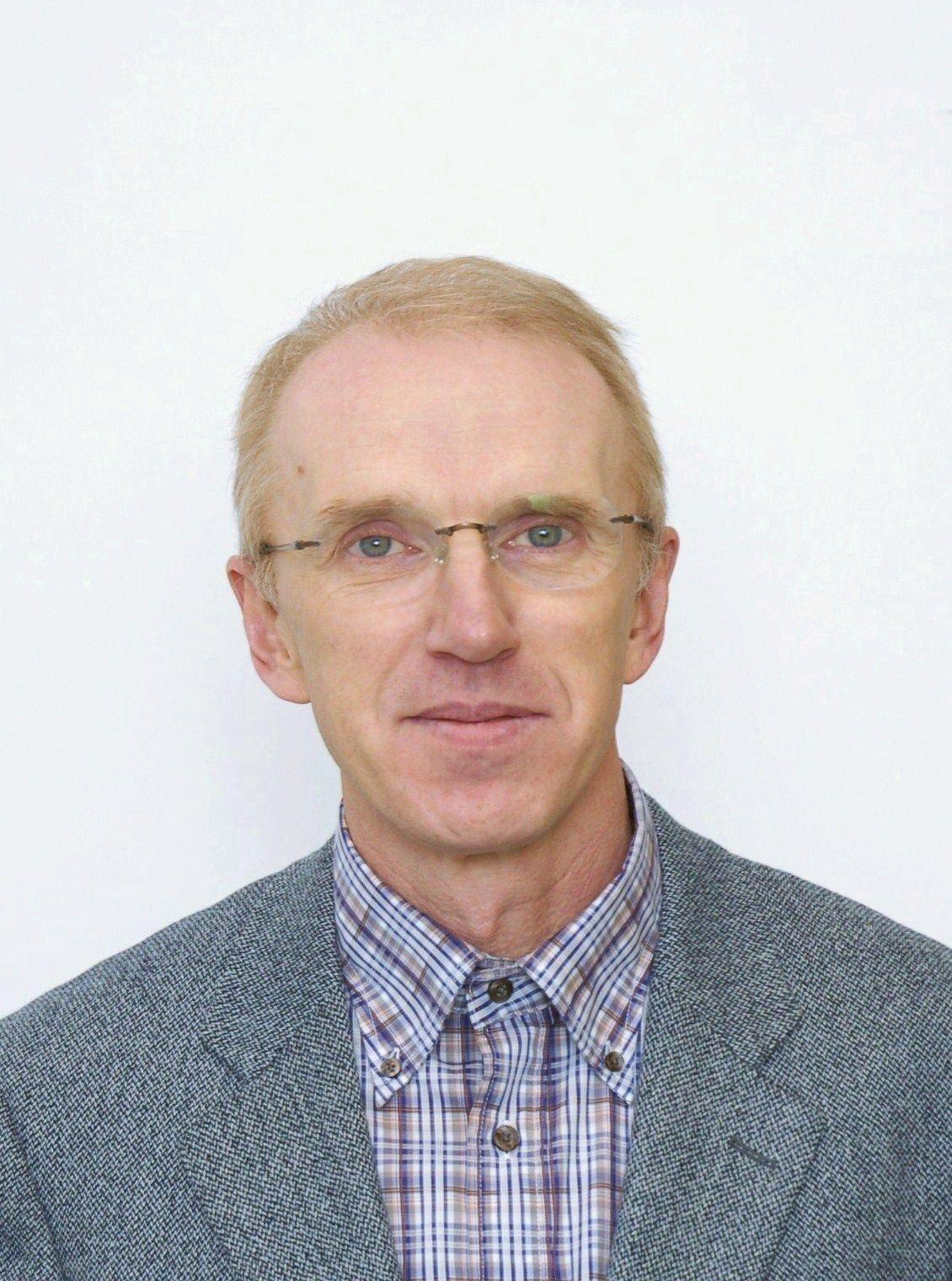 Professor Yuri Pashkin