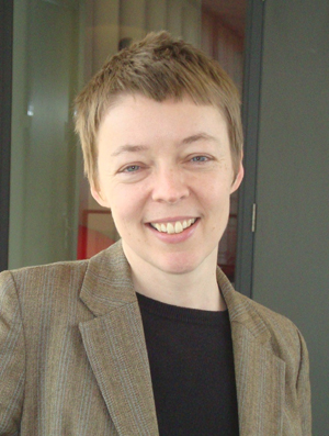 Dr Sharon McCulloch