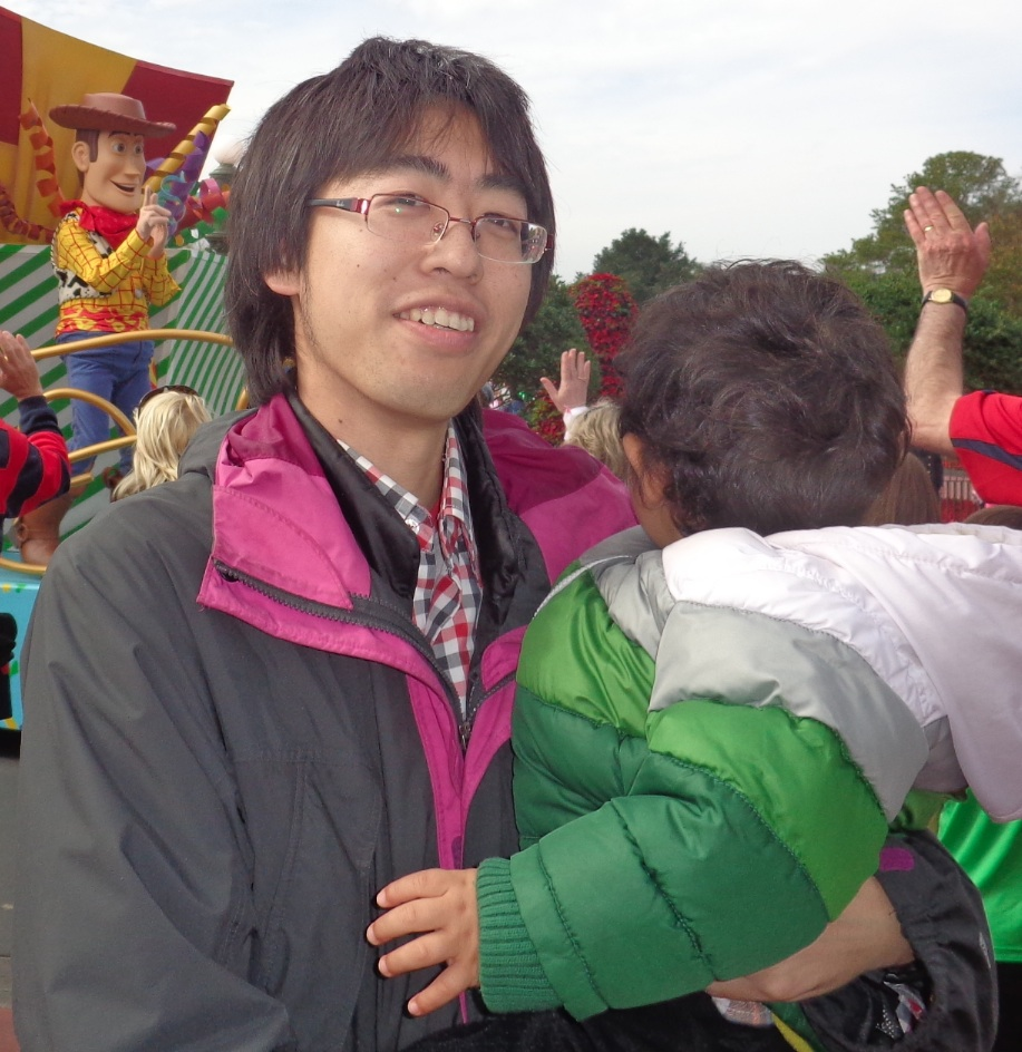 Dr Yosuke Yamazaki (YY)