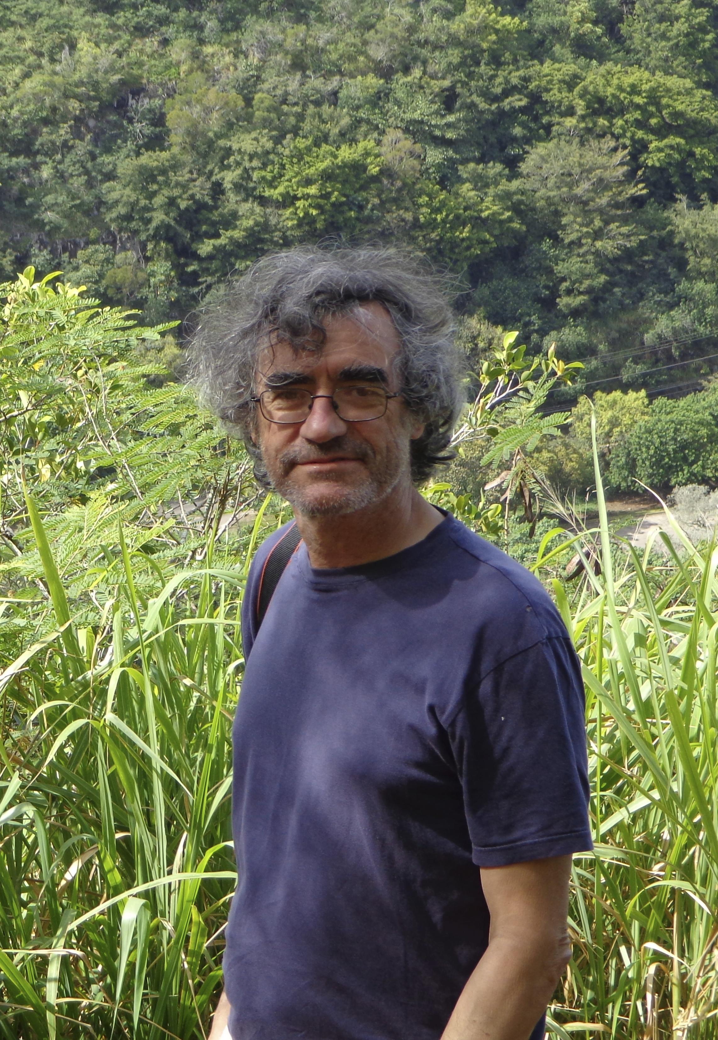 Professor Ian Reader