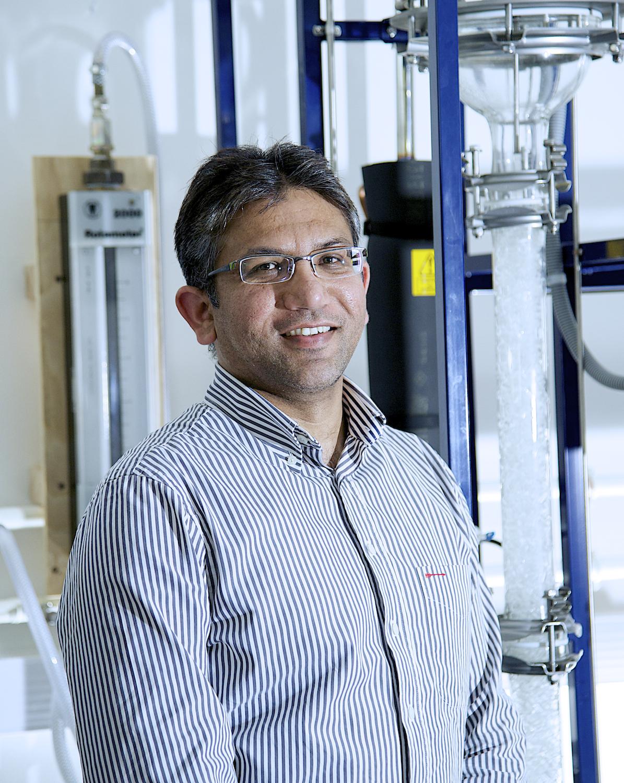 Dr Atif Aziz