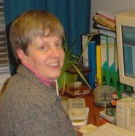 Dr Ann-Marie Houghton