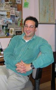 Professor Andrew Jotischky