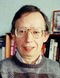 Dr Alan Warburton