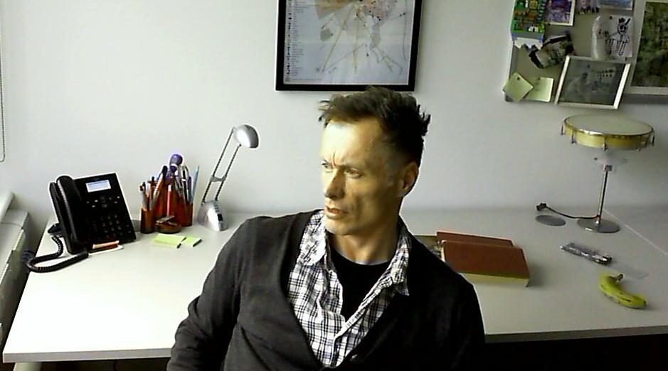 Professor Adrian Mackenzie