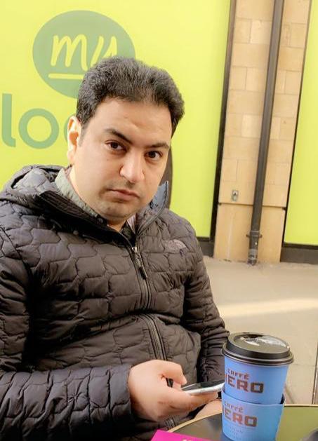 Abdelkareem Almeshal