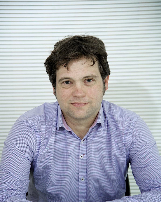 Paul Ashwin
