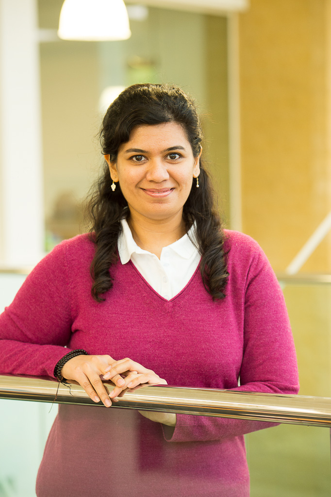Anuja Pradhan